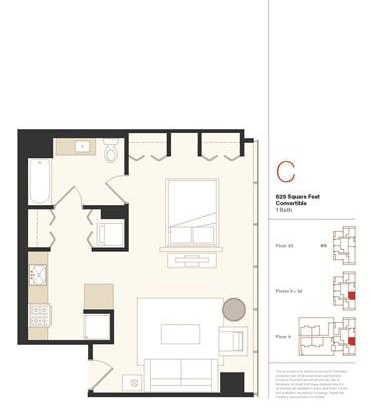 useehome apartment 0414. Black Bedroom Furniture Sets. Home Design Ideas