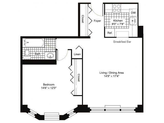 useehome apartment 0428. Black Bedroom Furniture Sets. Home Design Ideas